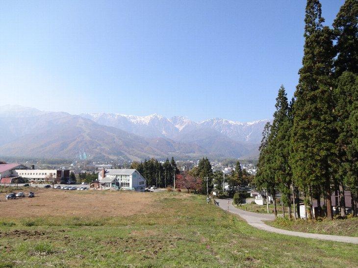 白馬の山々を一望できる場所.jpg